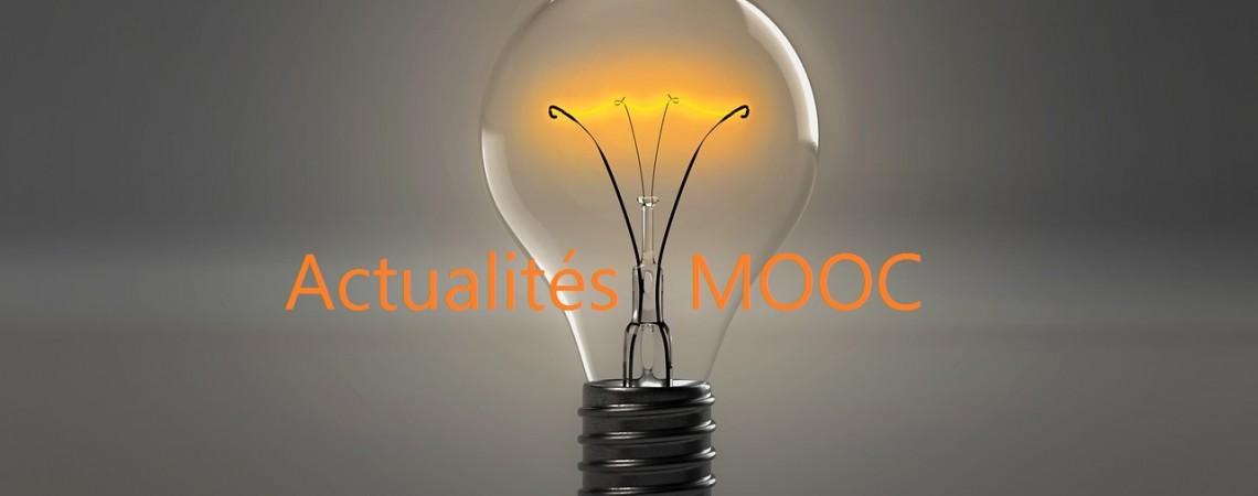 Actualités MOOC
