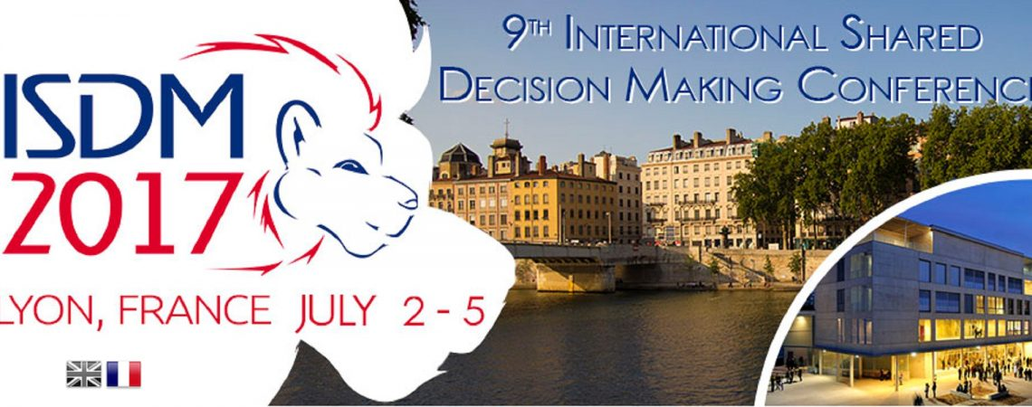 9th International Shared Decision Making conference