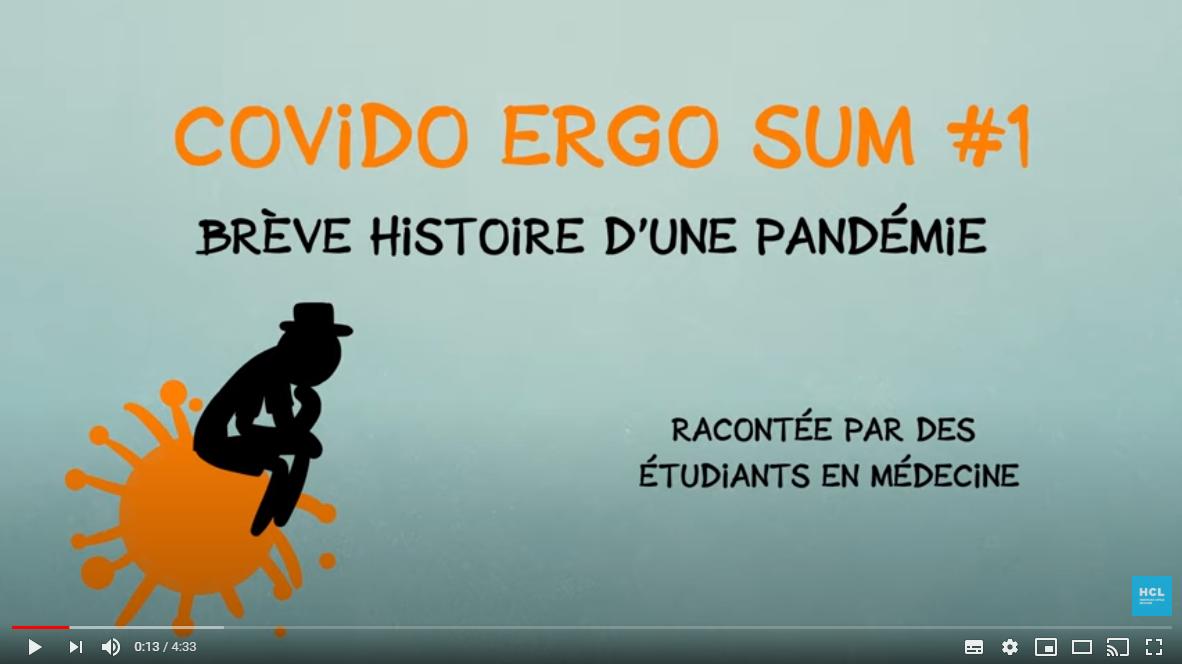 Covid19 : Deux vidéos par des étudiants de Lyon